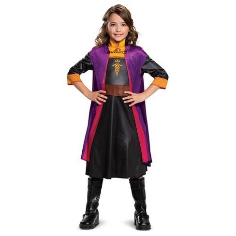 Toddler Girls' Disney Frozen 2 Anna Classic Halloween Costume 3T-4T - image 1 of 1