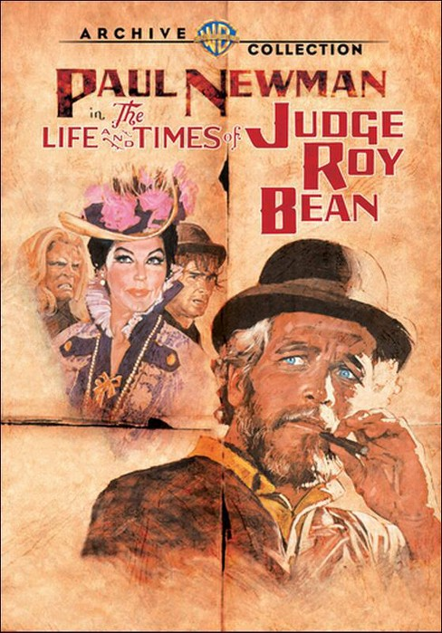 Life And Times Of Judge Roy Bean (DVD) - image 1 of 1