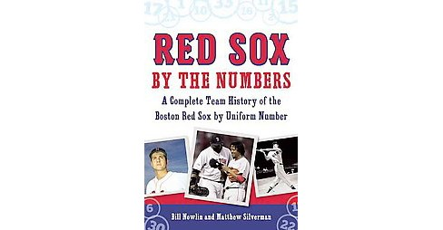 Red Sox by the Numbers : A Complete Team History of the Boston Red Sox by Uniform Number (Revised / - image 1 of 1