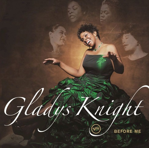 Gladys Knight - Before Me (CD) - image 1 of 1