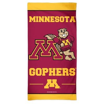 NCAA Minnesota Golden Gophers Beach Towel