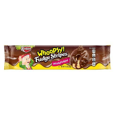 Keebler Whoopsy Fudge Stripes Cookies - 11.5oz - image 1 of 1