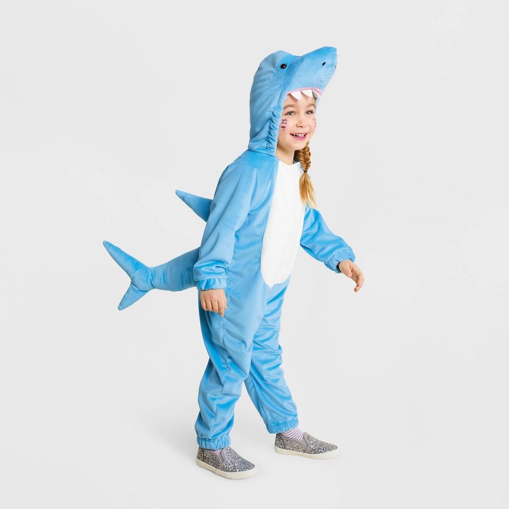 toddler shark costume