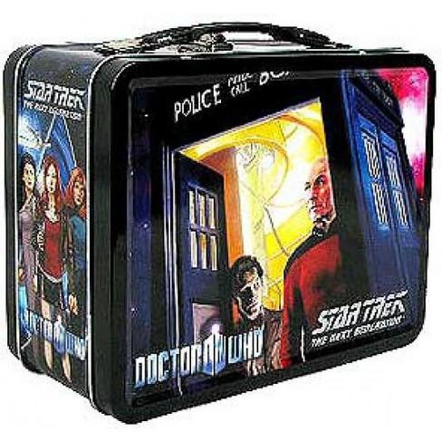 Monitor Mates Doctor Who Star Trek Tin Tote Gift Set - image 1 of 2