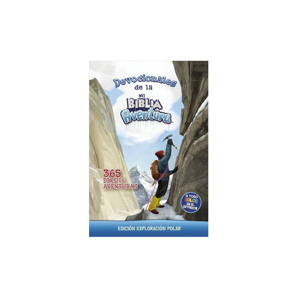 Devocionales de la Biblia Aventura, New International Version/ Devotionals of the Bible Adventure, New