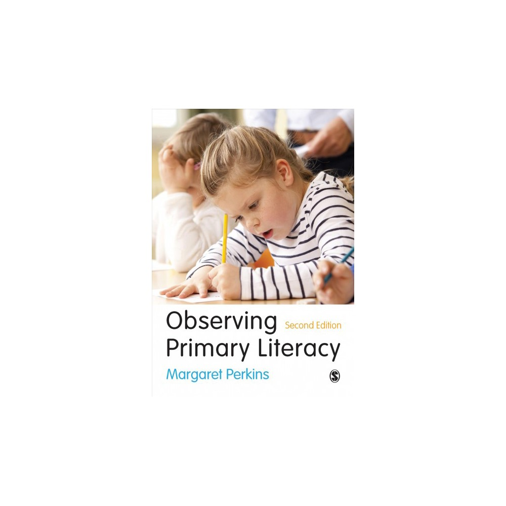 Observing Primary Literacy - by Margaret Perkins (Paperback)
