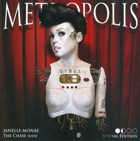 Janelle Monáe - Metropolis: The Chase Suite (Special Edition) (CD) - image 1 of 5