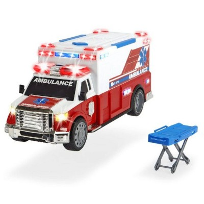 Dickie Toys Action Ambulance - 13 ""