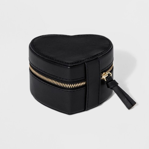Jewelry Case with Interior Mirror - A New Day™ - image 1 of 2