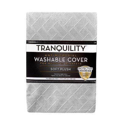 """48""""x72"""" Cover for Weighted Blanket - Tranquility"""