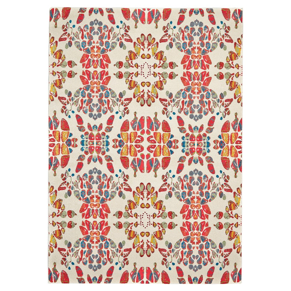 Geometric Woven Accent Rugs