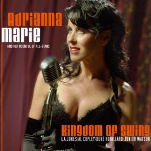 Adrianna Marie - Kingdom Of Swing (CD) - image 1 of 1