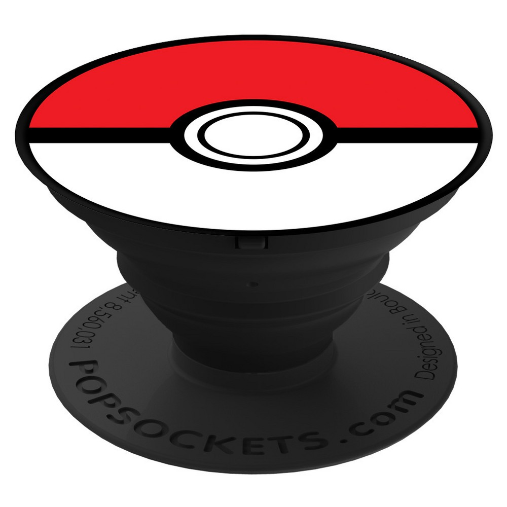 PopSockets Cell Phone Grip and Stand - Pokemon Pokeball