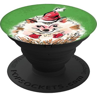 PopSockets Holiday Cell Phone Grip & Stand - Hedgehog