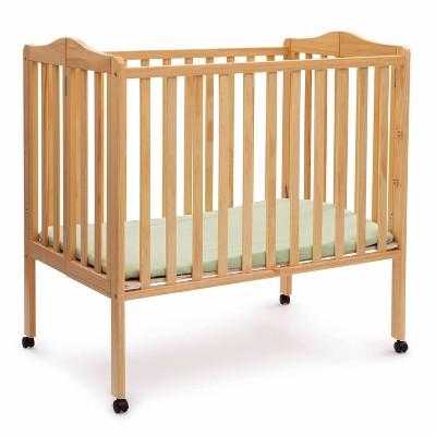 Delta Children® Portable Mini Crib - Natural