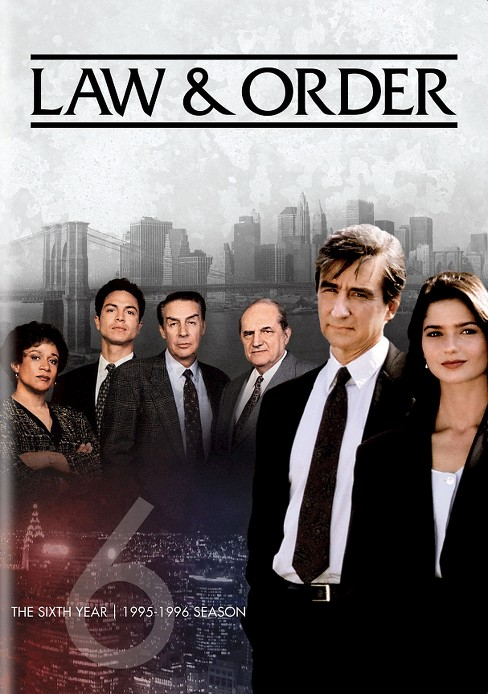 Law & order:Sixth year (DVD) - image 1 of 1