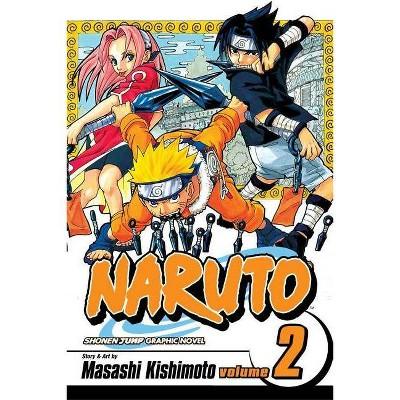 Naruto, Vol. 2 - by  Masashi Kishimoto (Paperback)
