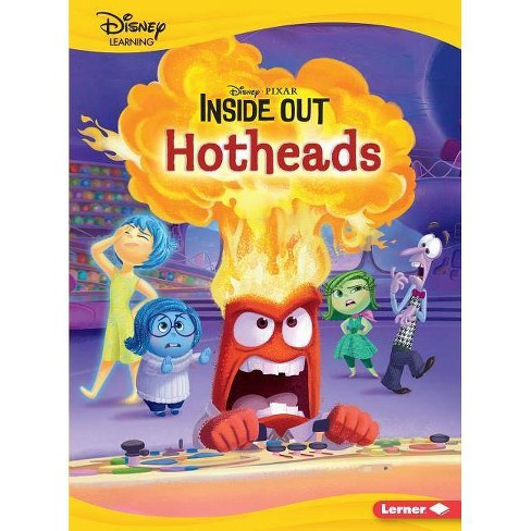 Hotheads - (Disney Learning Everyday Stories) by  Sheila Sweeny Higginson (Hardcover) - image 1 of 1