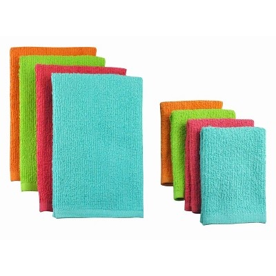 4pk Kitchen Towels - Design Imports