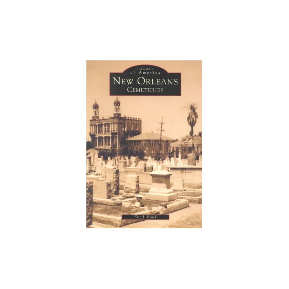 New Orleans Cemeteries, Books