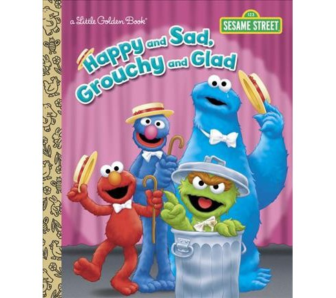 Happy and Sad, Grouchy and Glad (Hardcover) (Constance Allen) - image 1 of 1