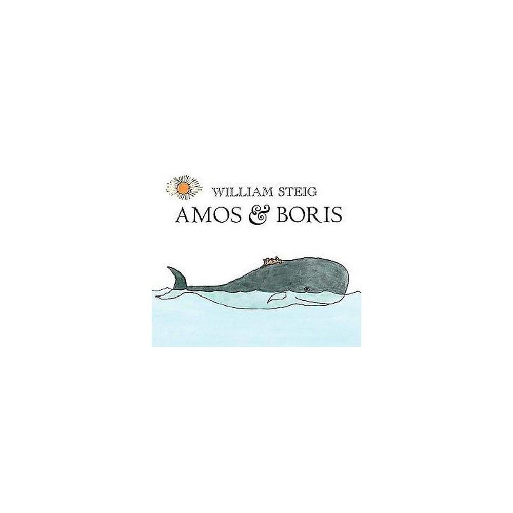Amos & Boris (Reissue) (Paperback) (William Steig)