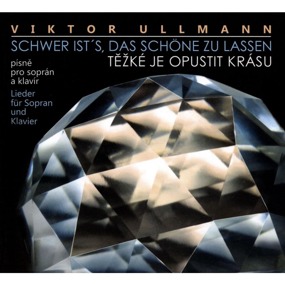 Irena Troupova - Ullmann:It's Hard To Leave Beauty (CD)