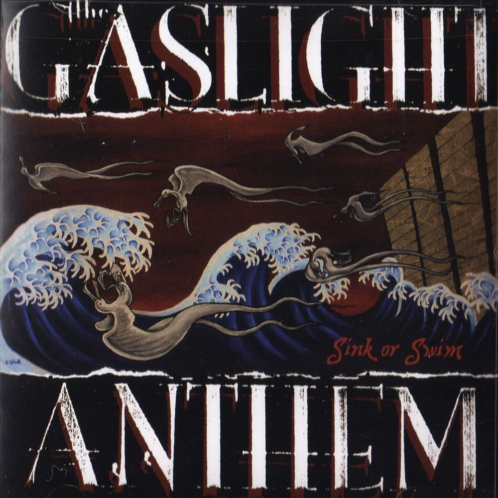 Gaslight Anthem - Sink Or Swim (CD) Disc 1 1. Boomboxes and Dictionaries 2. I Coul'da Been a Contender 3. Wooderson 4. We Came to Dance 5. 1930 6. Navesink Banks, The 7. Red in the Morning 8. I'da Called You Woody, Joe 9. Angry Johnny and the Radio 10. Drive 11. We're Getting a Divorce, You Keep the Diner 12. Red at Night