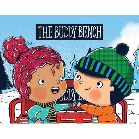 The Buddy Bench - by  B D Cottleston (Paperback) - image 1 of 1