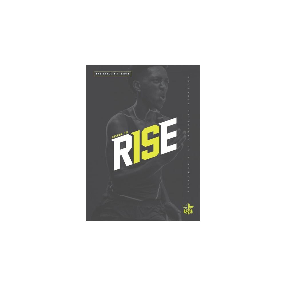 Athlete's Bible : New Living Translation, Joshua 1:9 Rise (Paperback)