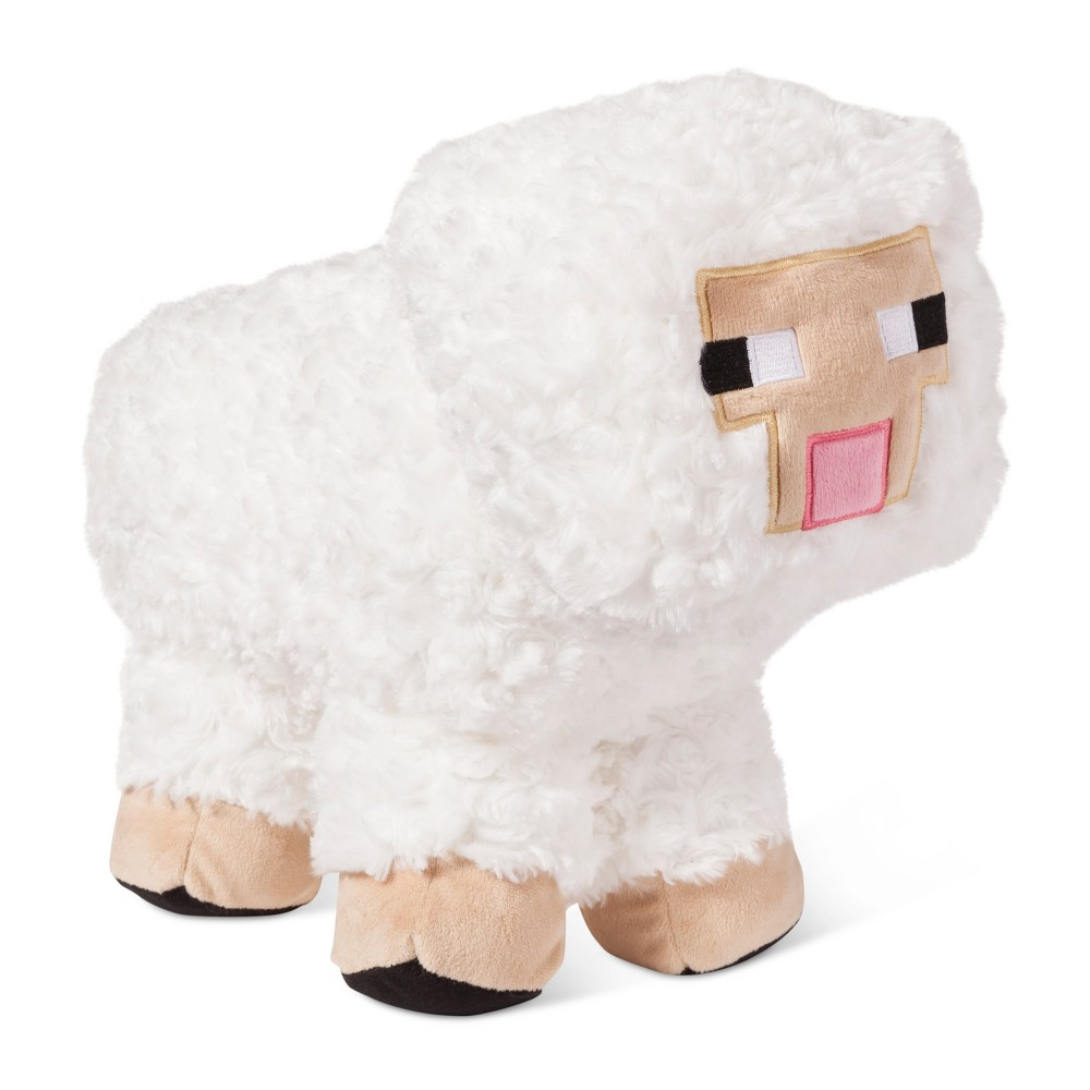 "Image of ""Minecraft 16""""x9"""" Sheep Pillow Buddy"""