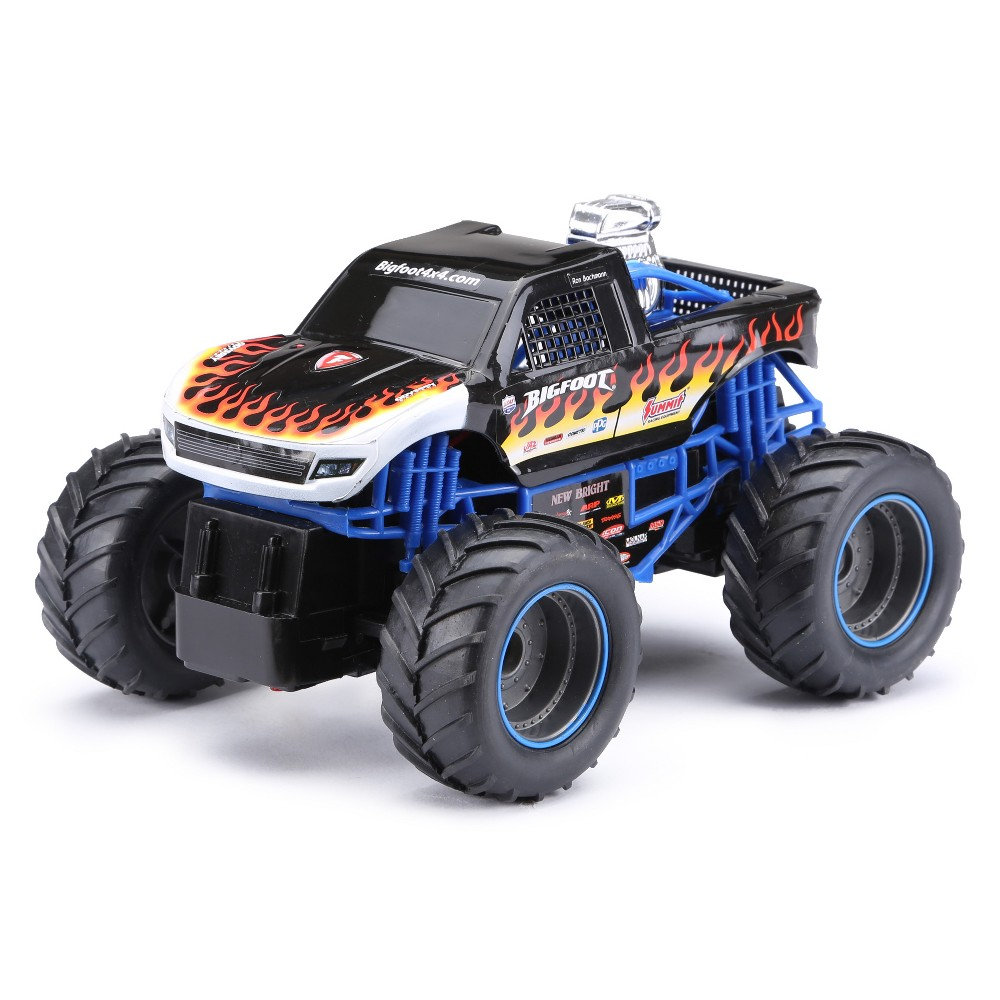 New Bright 1:24 RC Monster Truck Team Bigfoot