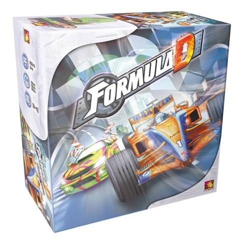 Formula D Game - image 1 of 4