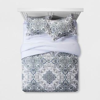 Paisley Medallion Comforter Set (King) - Threshold™