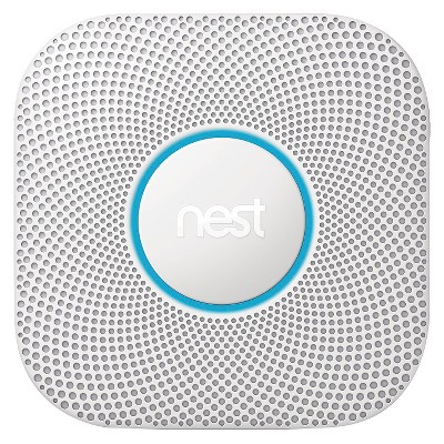 Nest Battery operated Detector 2nd Generation White