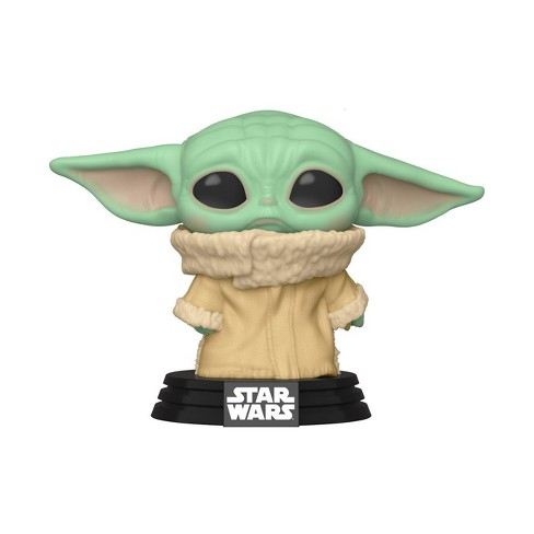 Funko POP! Star Wars: The Mandalorian - The Child Concerned (Target Exclusive) - image 1 of 2