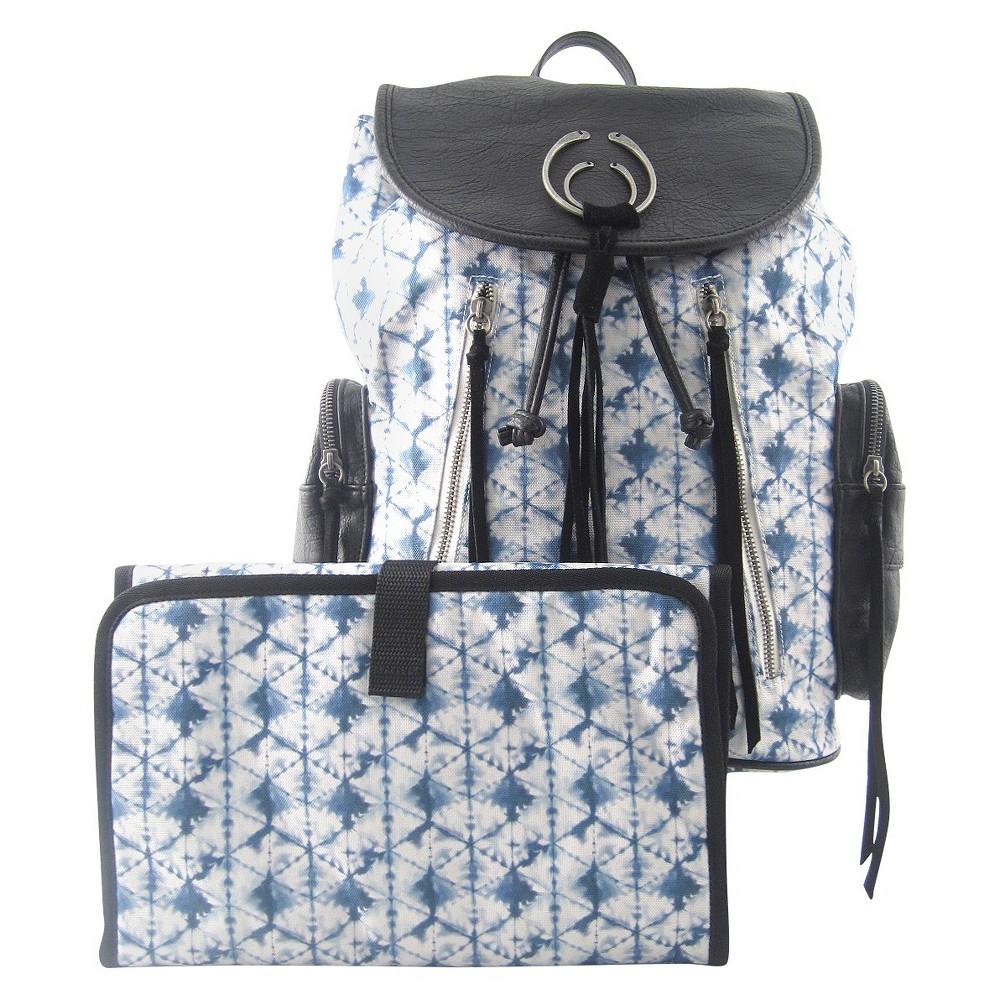 DV Backpack Diaper Bag - Black