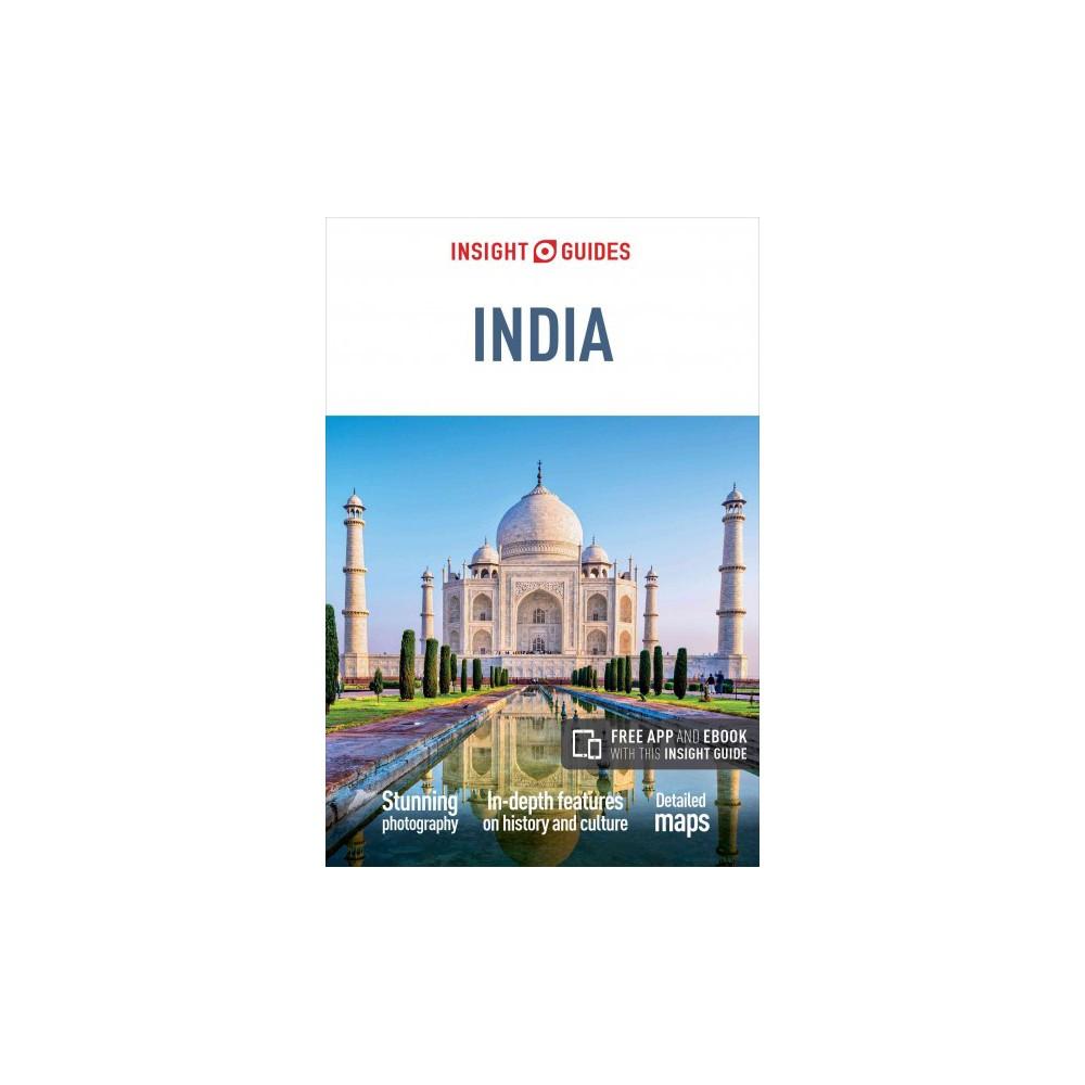 Insight Guides India (Paperback) (Sarah Clark & Magdalena Helsztynska-Stadnik)