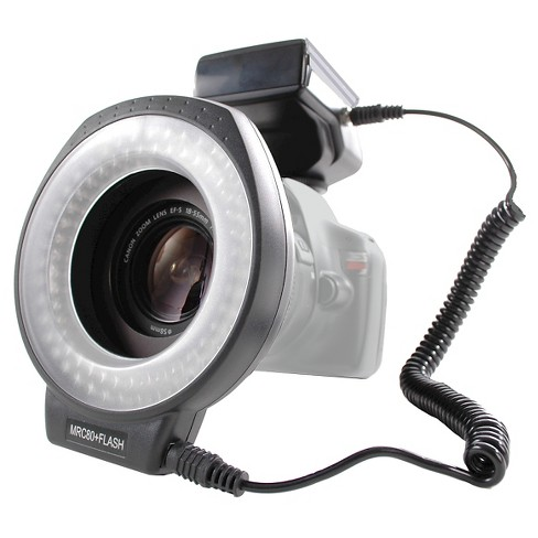 DLC 80 LED Hybrid Ringlight/ Ringflash - White (DL-RLF80) - image 1 of 1
