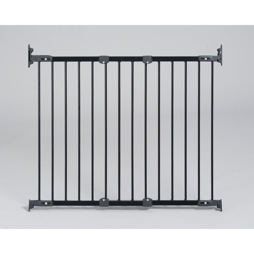 Image of KidCo Angle Mount Safeway Baby Gate - Black