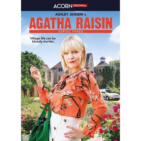 Agatha Raisin: Series 3 (DVD) - image 1 of 1