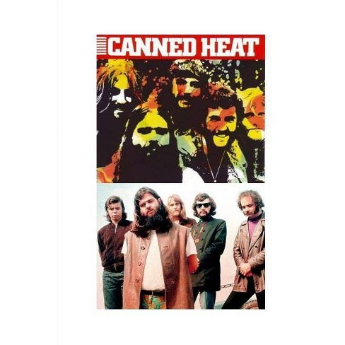 Canned Heat - by  Vincent Price (Paperback) - image 1 of 1