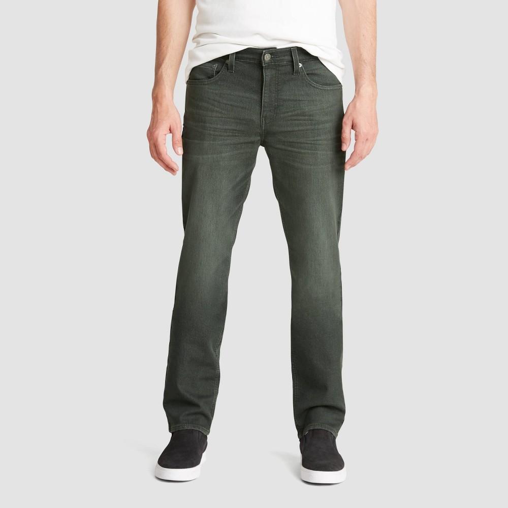 Denizen 174 From Levi 39 S 174 Men 39 S 216 8482 Knit Slim Fit Skinny Jeans Olive Green 31x30