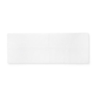 60 x22  Tufted Spa Bath Runner White - Fieldcrest®