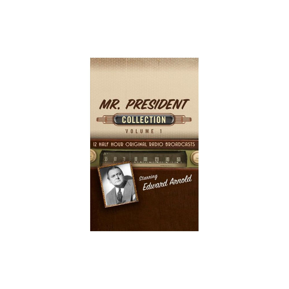 Mr. President Collection - Unabridged (Mr. President Collection) (CD/Spoken Word)