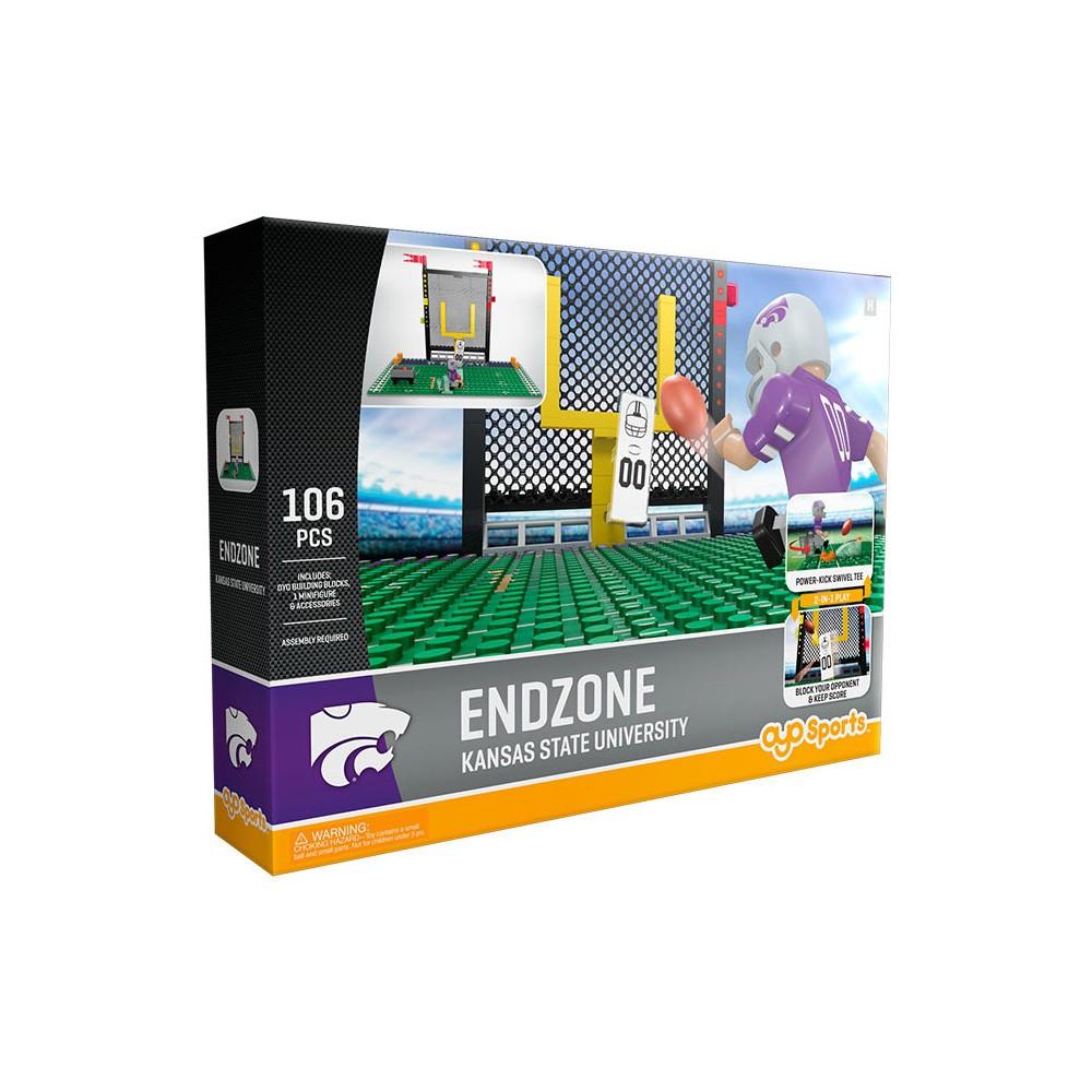 Kansas State Wildcats Football Toy Set