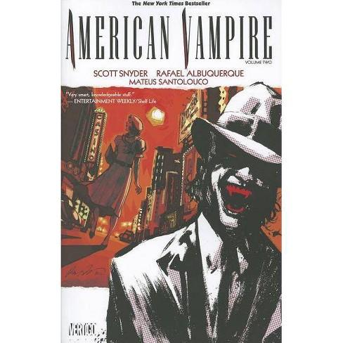 American Vampire, Volume 2 - (American Vampire (Paperback)) by  Scott Snyder (Paperback) - image 1 of 1