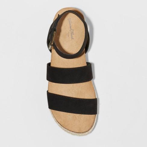 0eb9c1fcc241b3 ... Agnes Quarter Strap Espadrille Sandals - Universal Thread™ - video 1  of. + 1 more