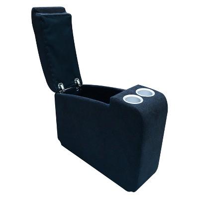 Serta Norton Comfort Lift Chair Console Navy Blue : Target