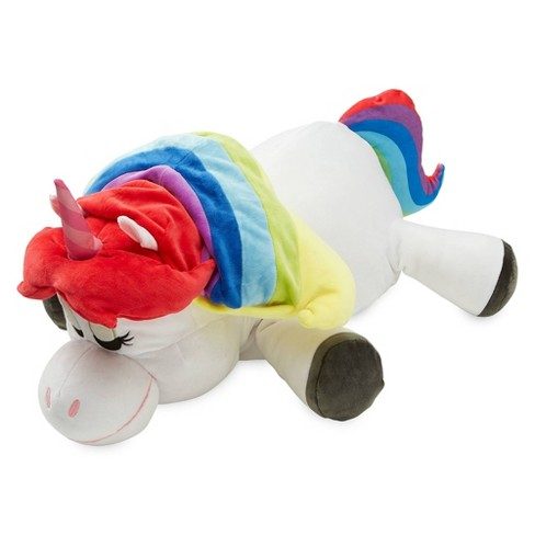 Disney Inside Out Unicorn Cuddle Pillow - Disney Store - image 1 of 2